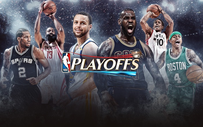 Playoff Game-2016-17 NBA Desktop Wallpaper Views:803