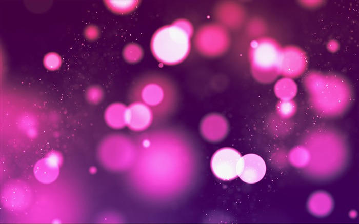 Purple glare lights bokeh-Vector HD Wallpaper Views:618