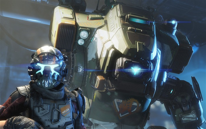 Titanfall 2 titan pilot-2017 Game HD Wallpapers Views:818