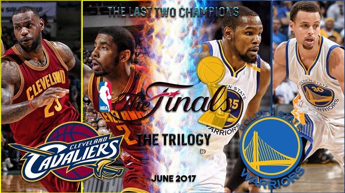 2016-17 NBA总决赛超级巨星桌面壁纸专辑列表-第1页 | 10wallpaper.com