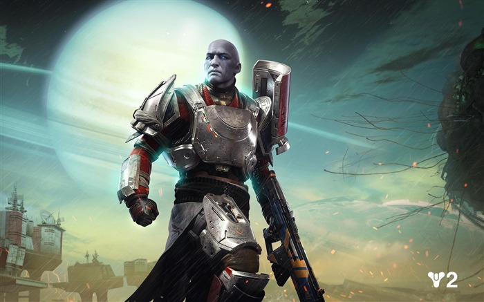 Zavala destiny 2-2017 Game HD Wallpapers Views:734