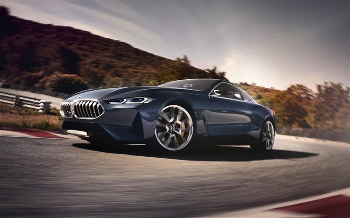 2017 BMW Concept 8 Series HD Wallpaper 15 Views:2055 Date:10/7/2017 5:14:55 AM