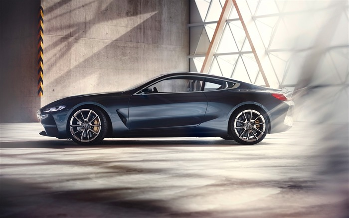 2017 BMW Concept 8 Series HD Wallpaper 17 Views:1747 Date:10/7/2017 5:15:38 AM