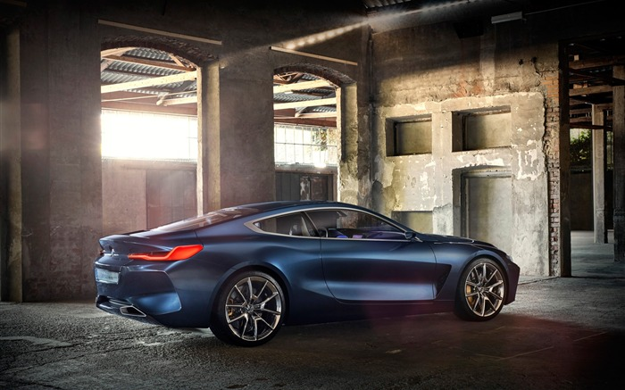 2017 BMW Concept 8 Series HD Wallpaper 20 Views:1769 Date:10/7/2017 5:16:47 AM