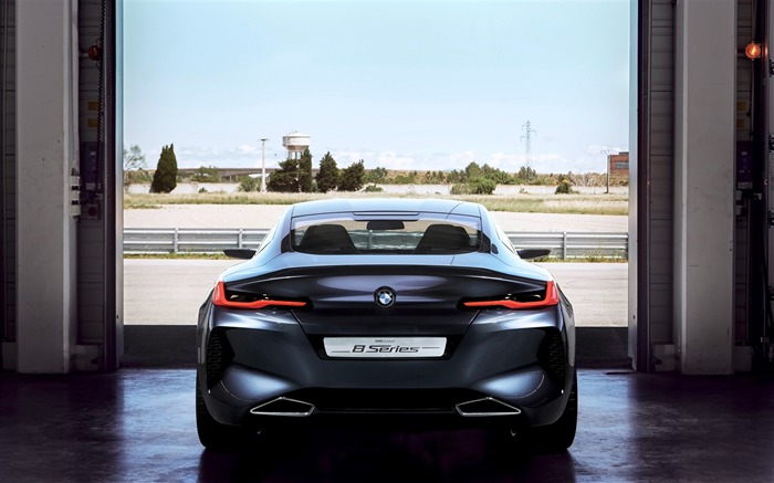 2017 BMW Concept 8 Series HD Wallpaper 24 Views:1696 Date:10/7/2017 5:18:24 AM