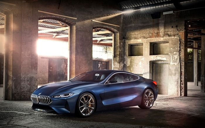 2017 BMW Concept 8 Series HD Wallpaper 25 Views:1851 Date:10/7/2017 5:19:16 AM