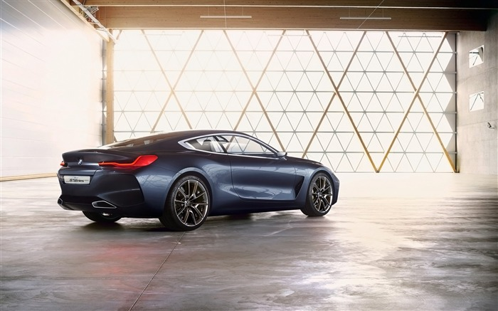 2017 BMW Concept 8 Series HD Wallpaper 29 Views:1789 Date:10/7/2017 5:21:01 AM