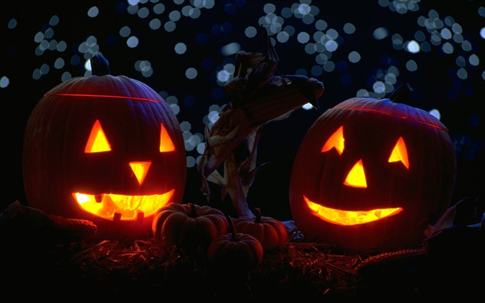 2017 Celebrations Halloween HD Wallpaper 03 Views:301