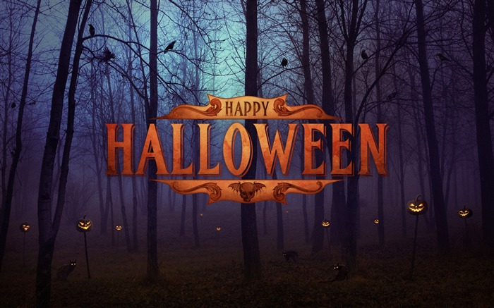 2017 Celebrations Halloween HD Wallpaper 11 Views:349