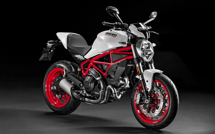 2017 Ducati Monster 797 Plus Motorcycles Wallpaper Views:1535