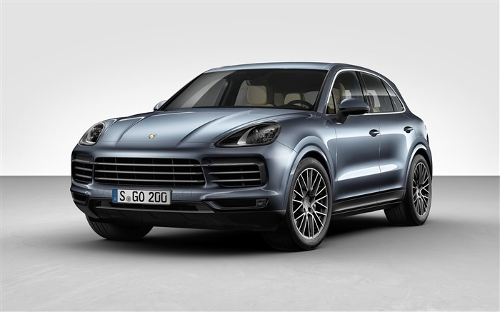 2018 Porsche Cayenne Suv Car HD Wallpaper Views:11587