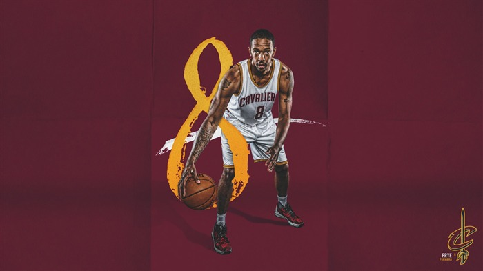 Channing Frye NBA 2017 Cleveland Cavaliers Wallpapers Views:826