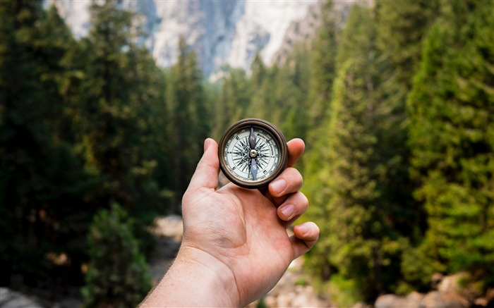 Compass hand direction-2017 High Quality Wallpaper Views:426
