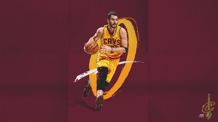 Kevin Love NBA 2017 Cleveland Cavaliers Wallpapers Views:1613