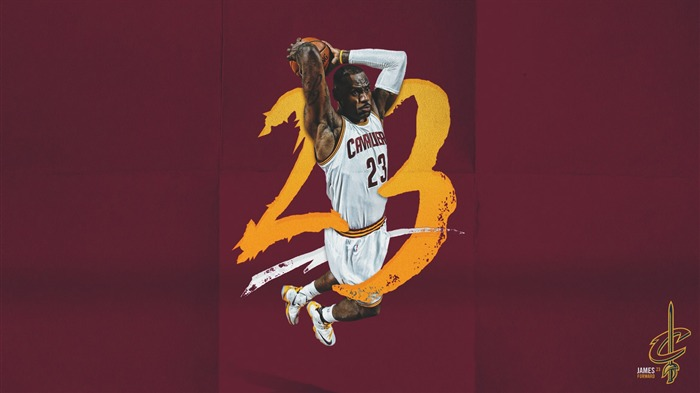 LeBron James NBA 2017 Cleveland Cavaliers Wallpapers Views:1270