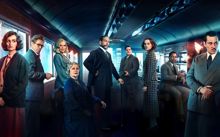 Murder on the orient express High Quality Wallpaper Views:1114
