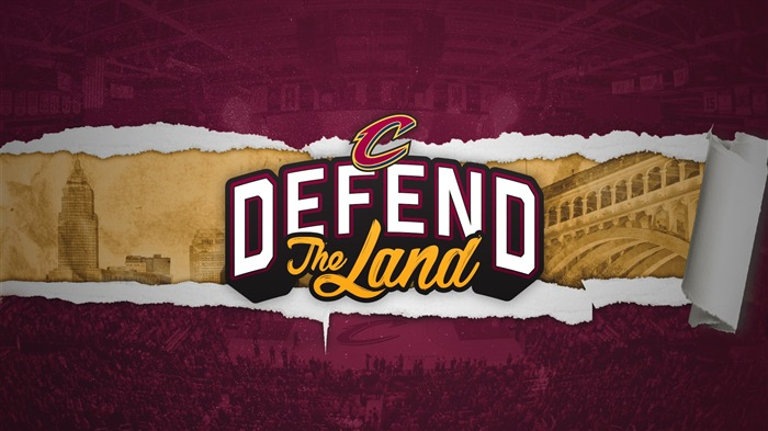 NBA 2017 Cleveland Cavaliers Theme Wallpapers Views:929