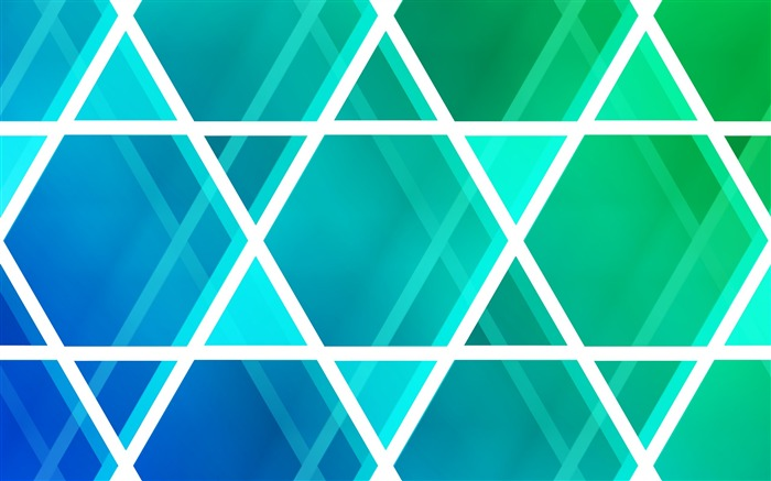 Neon triangles High Quality Wallpaper Views:924