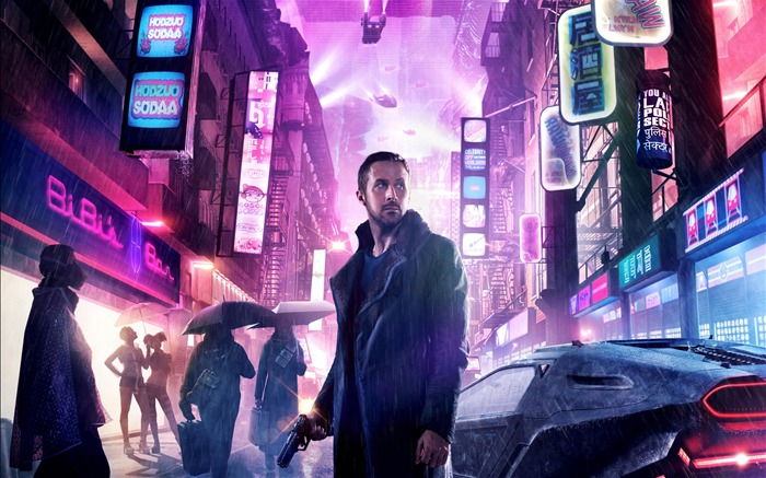 Blade Runner 2049 2017 HD Movies Wallpaper Views:4455