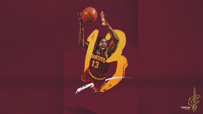 Tristan Thompson NBA 2017 Cleveland Cavaliers Wallpaper Views:670