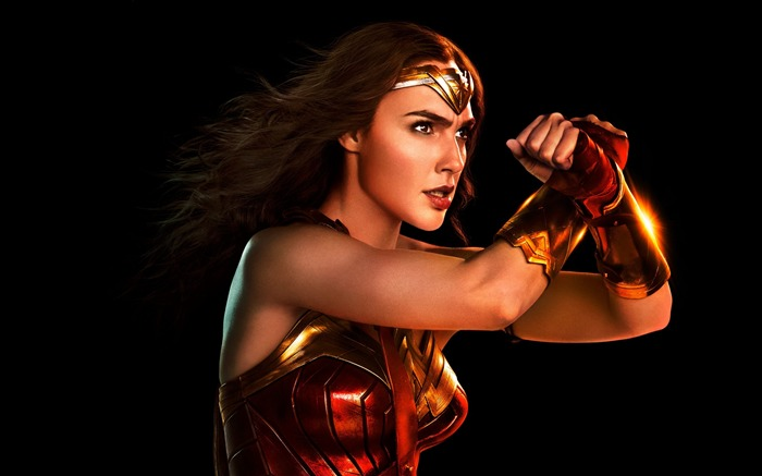 Wonder woman justice league High Quality Wallpaper Views:571