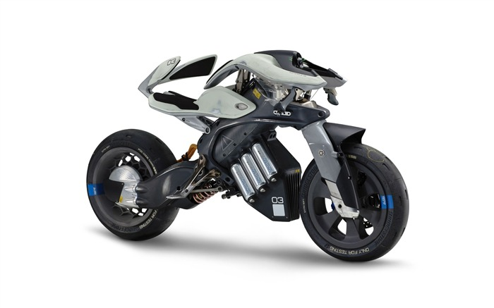 Yamaha futuristic Motorcycles Wallpaper Views:1096