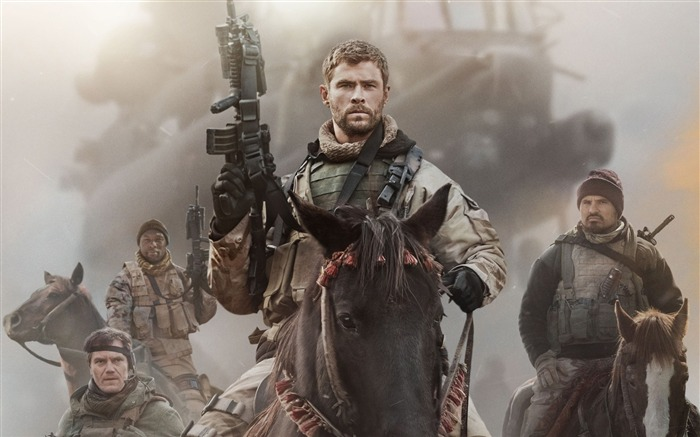 12 Strong 2018 High Quality Wallpaper Views:234
