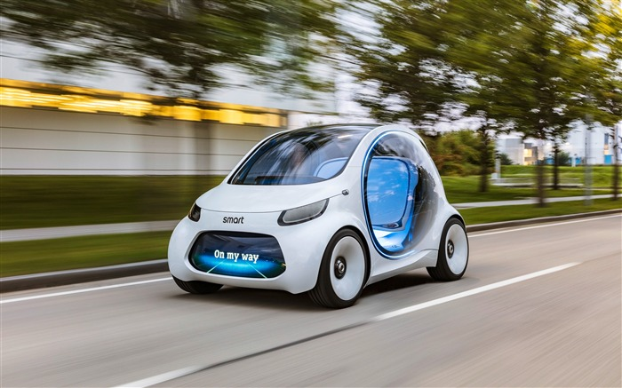 2017 Benz Smart Vision EQ Fortwo HD Wallpaper 01 Views:1020