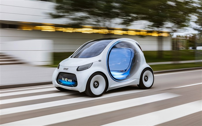 2017 Benz Smart Vision EQ Fortwo HD Wallpaper 02 Views:942