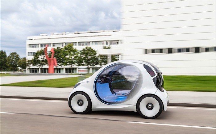 2017 Benz Smart Vision EQ Fortwo HD Wallpaper 03 Views:918