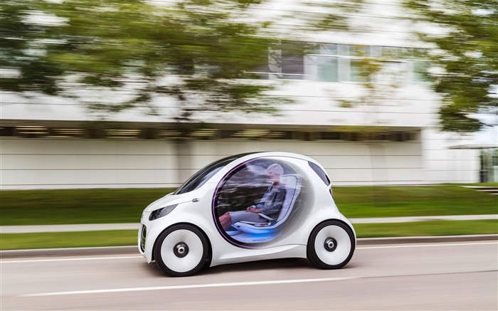 2017 Benz Smart Vision EQ Fortwo HD Wallpaper 05 Views:872