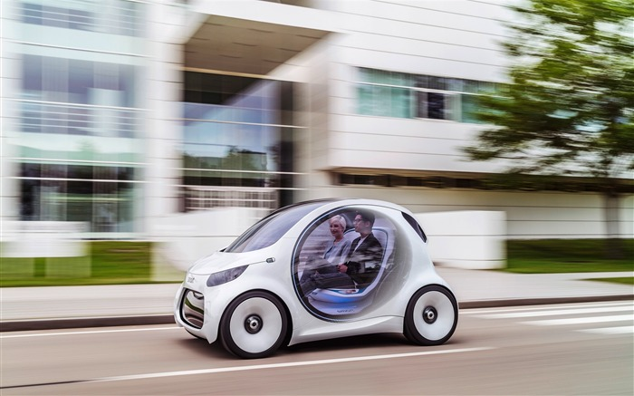 2017 Benz Smart Vision EQ Fortwo HD Wallpaper 06 Views:913