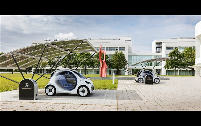 2017 Benz Smart Vision EQ Fortwo HD Wallpaper 14 Views:923