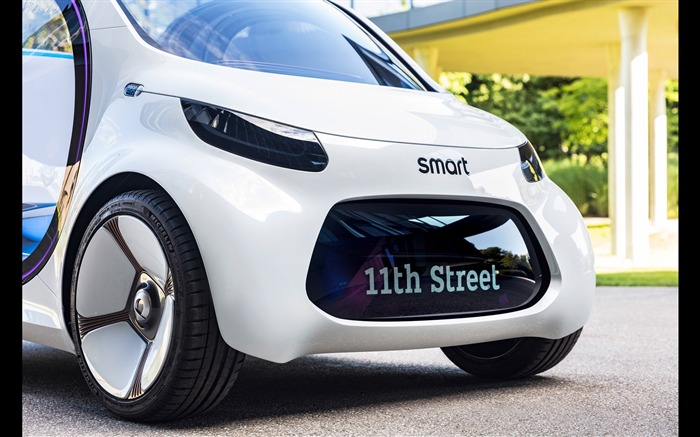 2017 Benz Smart Vision EQ Fortwo HD Wallpaper 19 Views:538