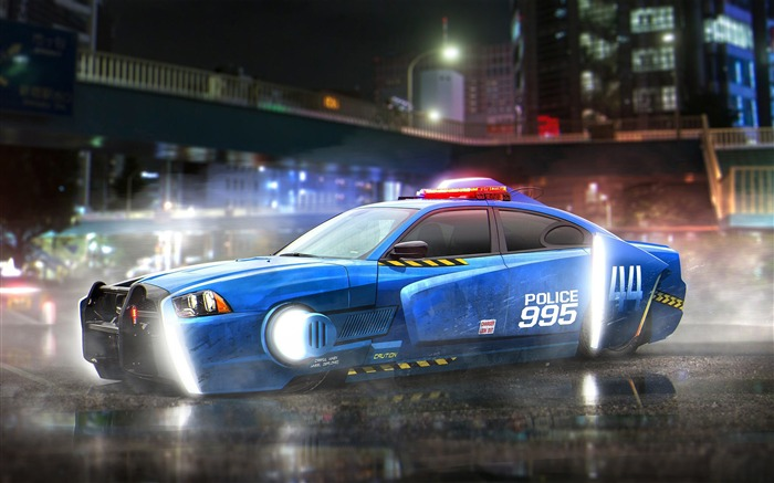 Blade Runner 2049 Dodge police car 2017 Movies HD Wallpaper Views:399