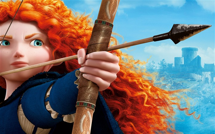 Brave Animation Disney High Quality Wallpapers Views:242