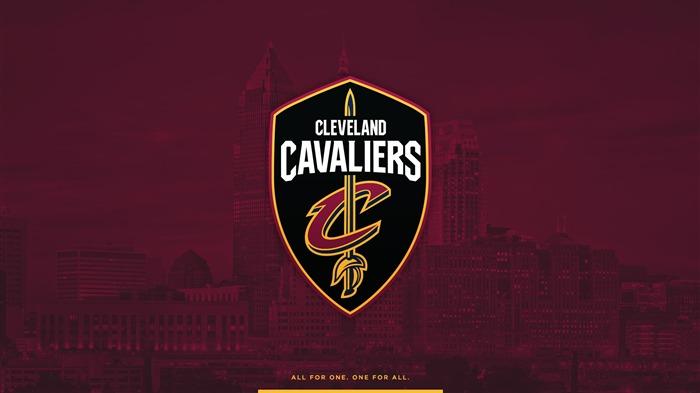 Cleveland Cavaliers 2017-2018 Season Players Wallpaper