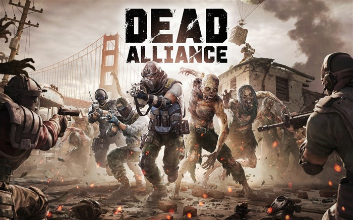 Dead Alliance 2017 Game HD Wallpaper Views:1132