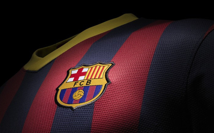 FC Barcelona Football Club Team uniform 2017 HD Wallpaper Views:1388