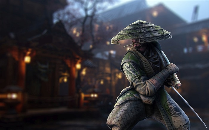 For Honor Season iv 2017 Game HD Wallpaper Views:1223