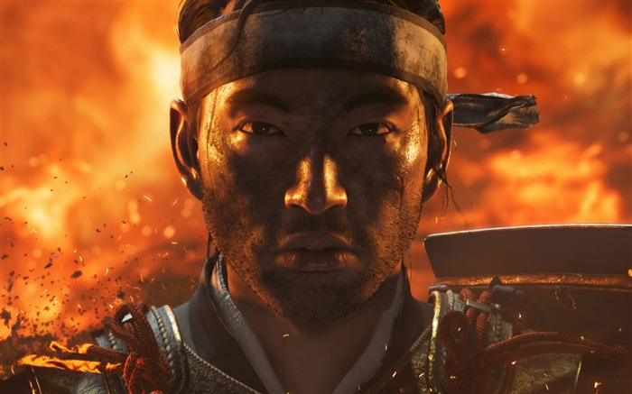 Ghost of tsushima 2017 Game HD Wallpaper Views:1216