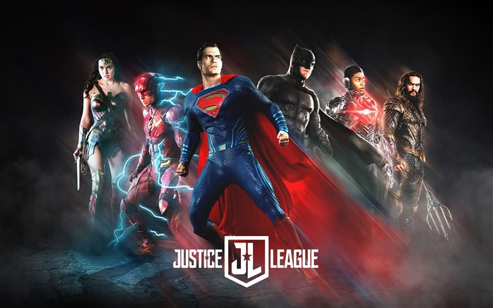 Justice League Poster 2017 Movies HD Wallpaper Views:1790