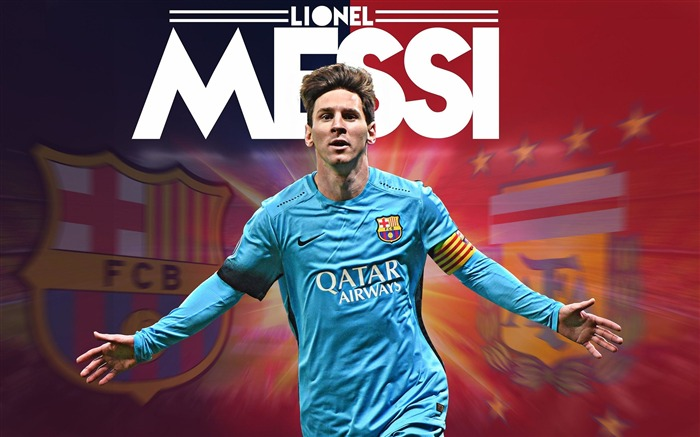 Lionel Messi 2018 FCB 2017 High Quality Wallpaper Views:2023