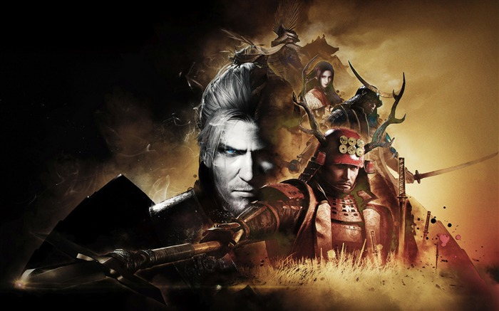 Nioh Key Art 2017 Game HD Wallpaper Views:805