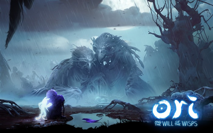 Ori and the will of the wisps 2017 Game HD Wallpaper Views:1285