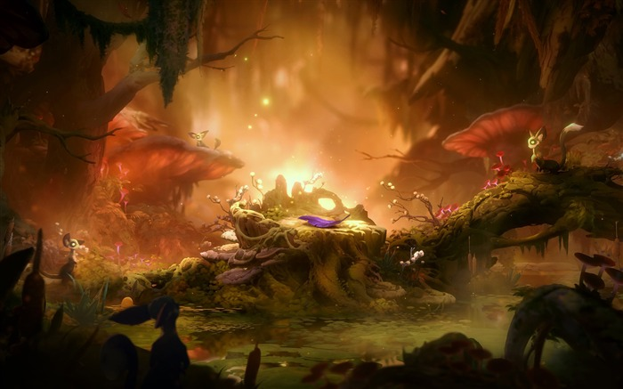 Ori and the will of the wisps 2017 Game HD Wallpapers Views:895