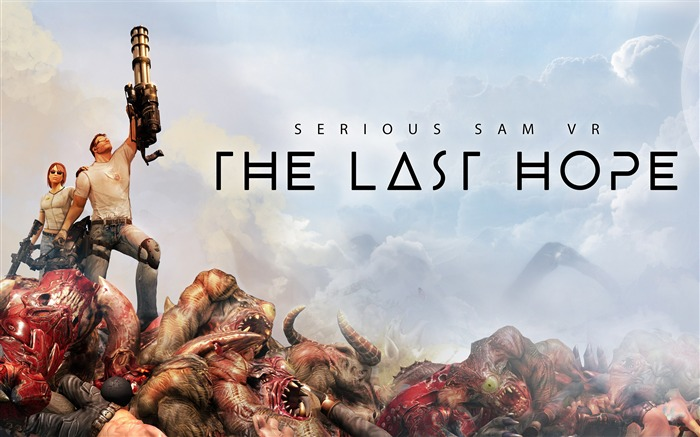 Serious Sam VR The Last Hope 2017 Game HD Wallpaper Views:1128