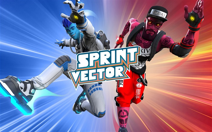 Sprint Vector 2017 Game HD Wallpaper Views:767