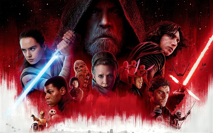 Star Wars The Last Jedi 2017 High Quality Wallpapers Views:126