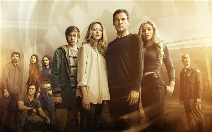 The Gifted 2017 High Quality Wallpaper Views:56